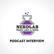 Interview by Marvin from The <em>Nerd Like A Boss</em> Game Design Podcast