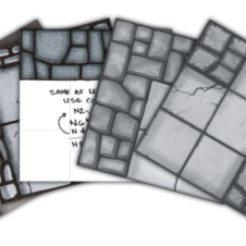 Tile Design Progression